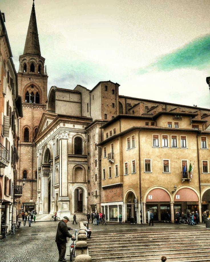 Mantova centrostorico....