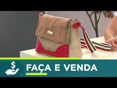 Vida com Arte | Bolsa estilosa por Adriana Dourado - 07 de Agosto de 2017 - YouTube