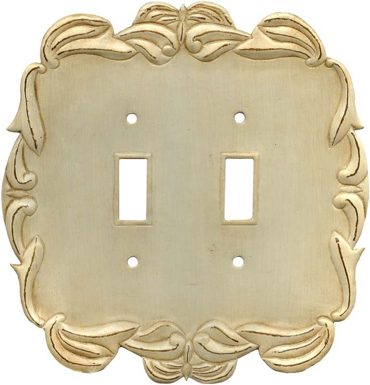 17 best images about shabby chic on pinterest baroque Light switch plates decorative