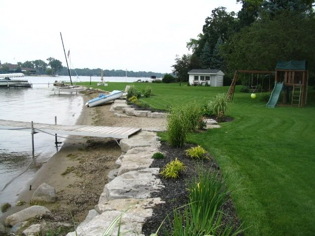 lakefront living 's finest