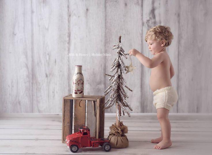 Die Besten 25 Kleinkinder Weihnachtsfotos Ideen Auf