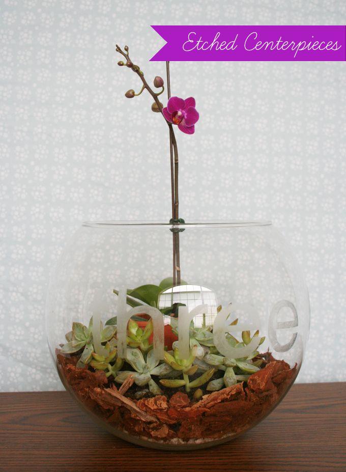 Best orchid centerpieces images on pinterest