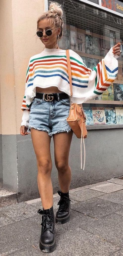 9e095df670 45 Awesome Spring Outfits You Must Have   14  Spring  Outfits ...