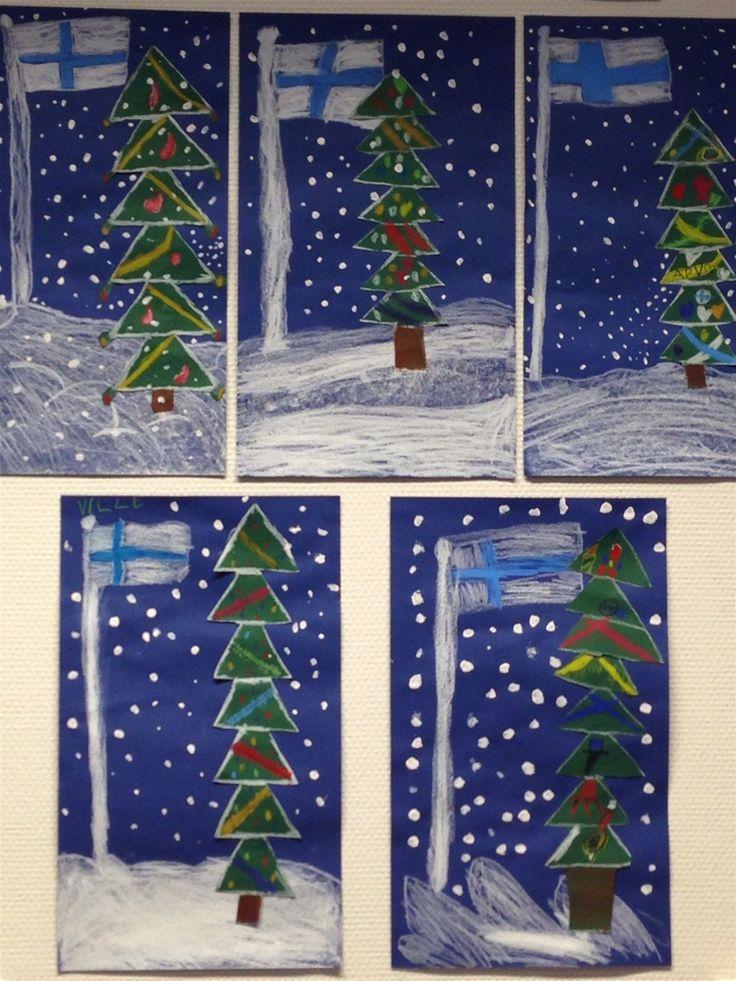 Jouluaskarteluja - www.opeope.fi