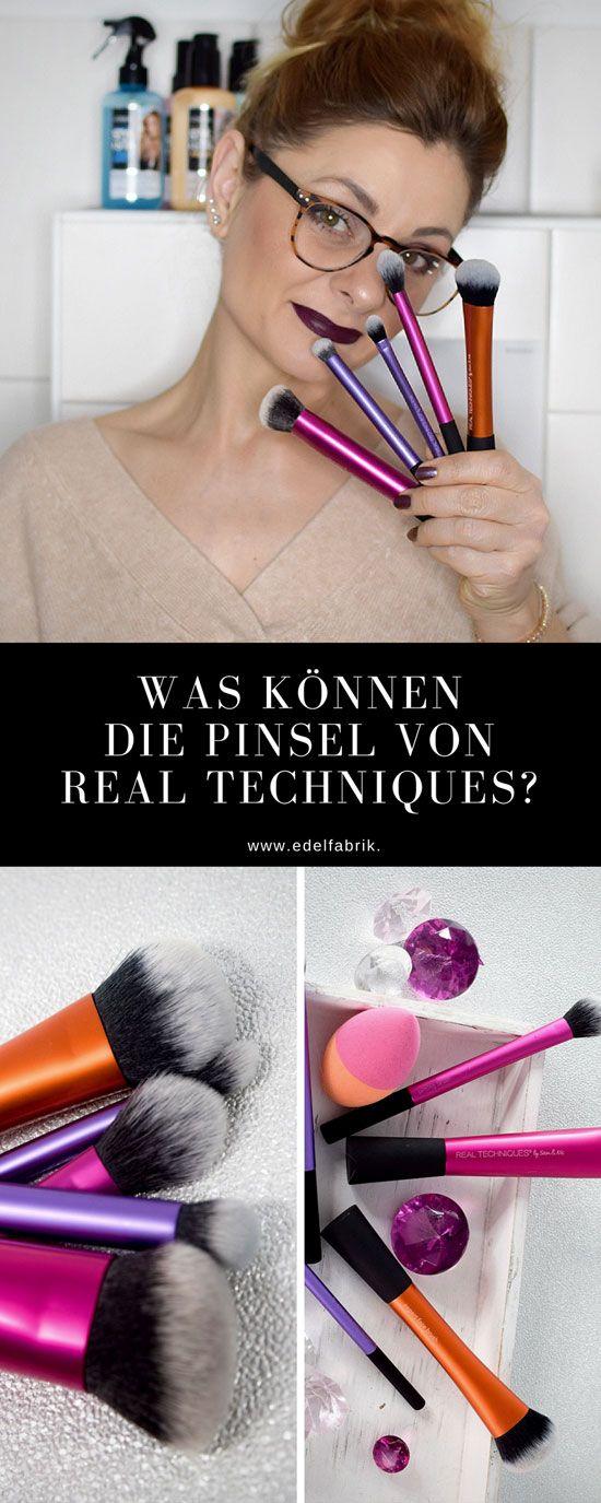 Real Techniques bei Rossmann | Die Kult Kosmetikpinsel von Sam