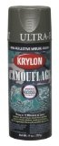 Krylon K04293000 Camouflage With Fusion For Plastic Paint Technology Aerosol Spray Paint, 11-Ounce, Camouflage Olive