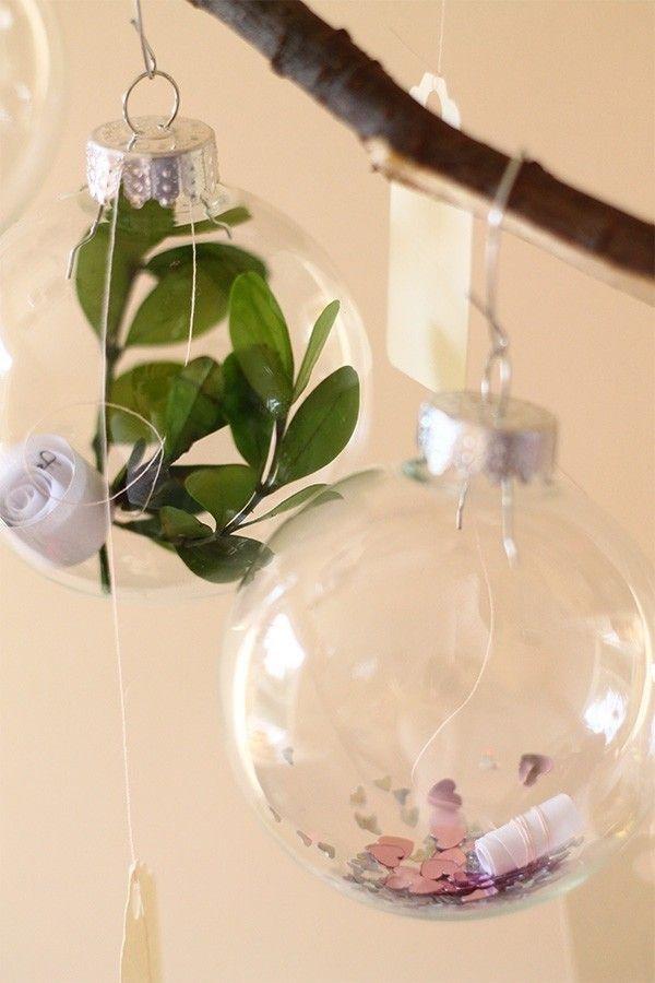 Die besten 25 glaskugeln weihnachten ideen auf pinterest for Deko holzpalette