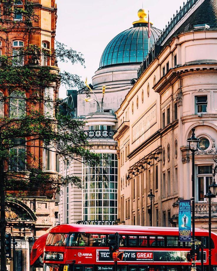 Soho, Central London.