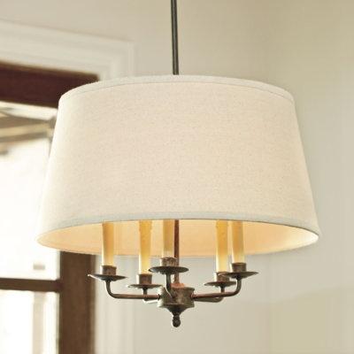 Ballard Design pendant light