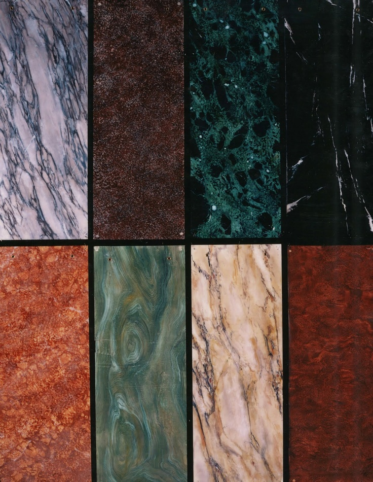 1000 images about faux marble on pinterest pedestal for Faux marble painting techniques for walls