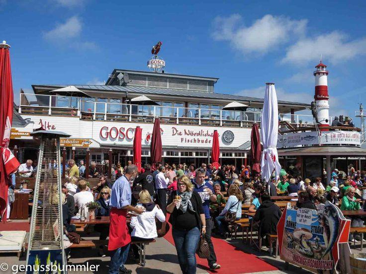 Sylt Restaurant Gosch List
