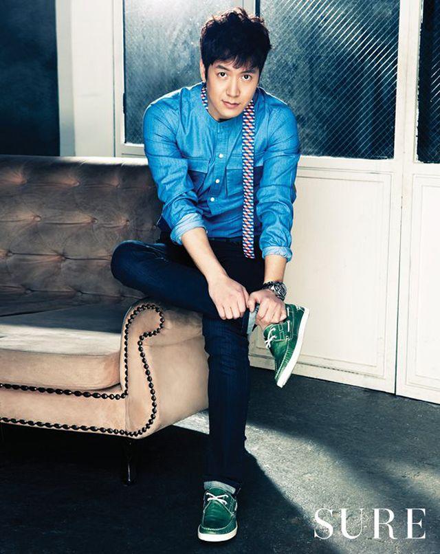Jo Hyun Jae for SURE