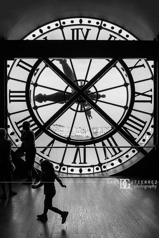 Musée d'Orsay, Paris, France. Image by David Gutierrez Photography, London Photographer. London photographer specialising in architectural, real estate, property and interior photography. http://www.davidgutierrez.co.uk #realestate #property #commercial #architecture #London #Photography #Photographer #Art #UK #City #Urban #Beautiful #Interior #Arts #Cityscape #Travel #Building #Street #Paris #France #BlackAndWhite #Monochrome