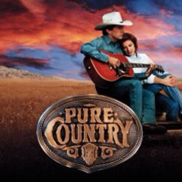 Pure Country - George Strait <3