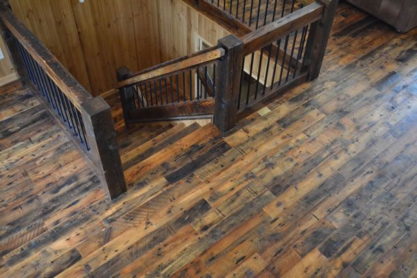 Rustic Mountian Stair Railings: 56 Best Stairs Images On Pinterest