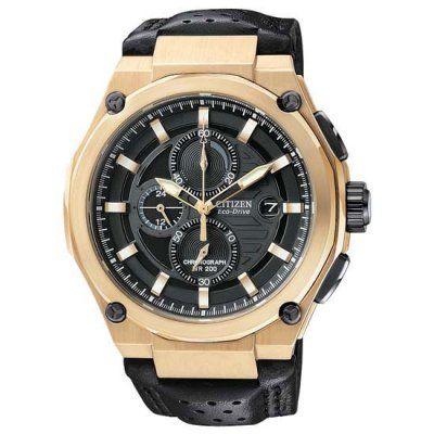 Citizen - Men\'s Chronograph Eco-Drive Watch - CA0313-07E - RRP: £279.00 - Online Price: £219.00