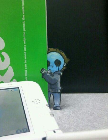 Paper Child jack by Mitsuki-Chizu.deviantart.com on @deviantART