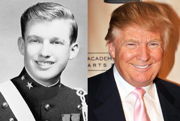 Donald Trump yearbook | Donald Trump
