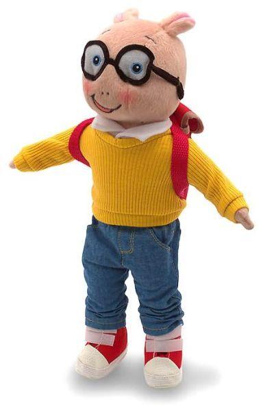 Arthur Plush Toys 29