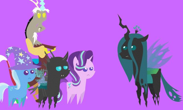1285389 Animated Artist Agrol Discord King Thorax