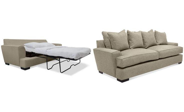 Ainsley 101 Fabric Queen Sleeper Sofa, Created for Macy's - Sale & Closeout - Furniture - Macy's