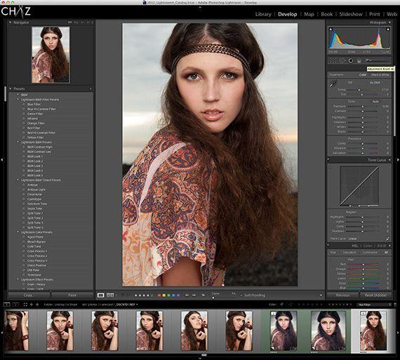 Hidden Gems In Adobe Lightroom: Skin Smoothing