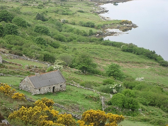 Famine Cottage- Ireland