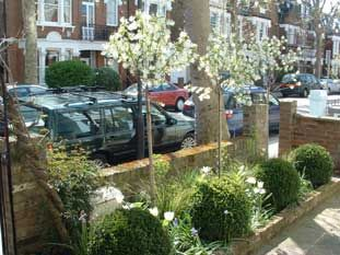 front garden idea - Front Garden Ideas London