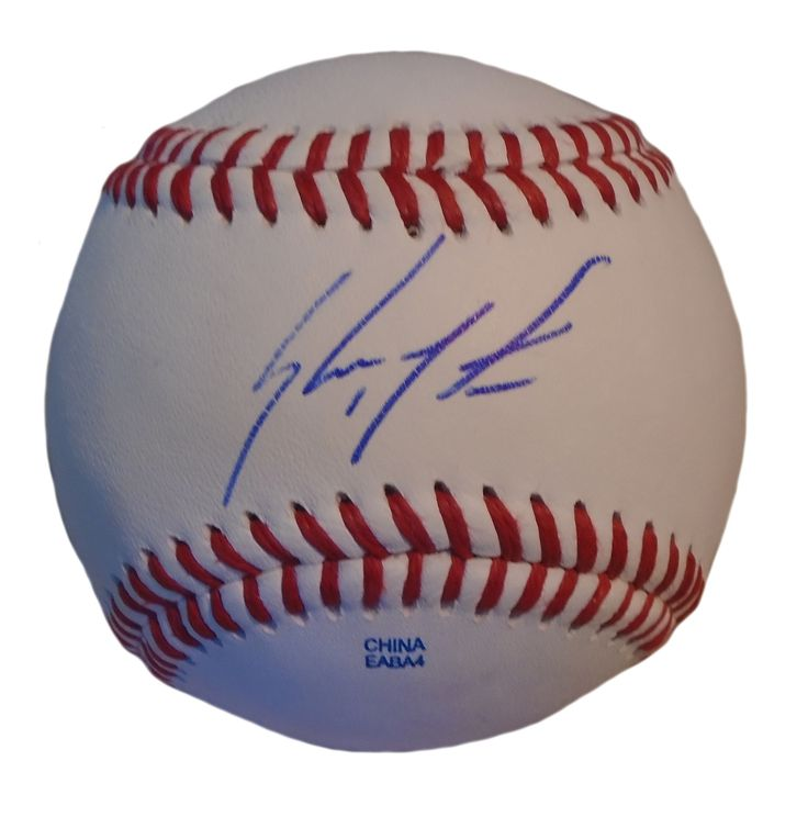 SF Giants Shawon Dunston signed Rawlings ROLB leather baseball w/ proof photo.  Proof photo of Shawon signing will be included with your purchase along with a COA issued from Southwestconnection-Memorabilia, guaranteeing the item to pass authentication services from PSA/DNA or JSA. Free USPS shipping. www.AutographedwithProof.com is your one stop for autographed collectibles from San Francisco Bay Area Sports teams. Check back with us often, as we are always obtaining new items.