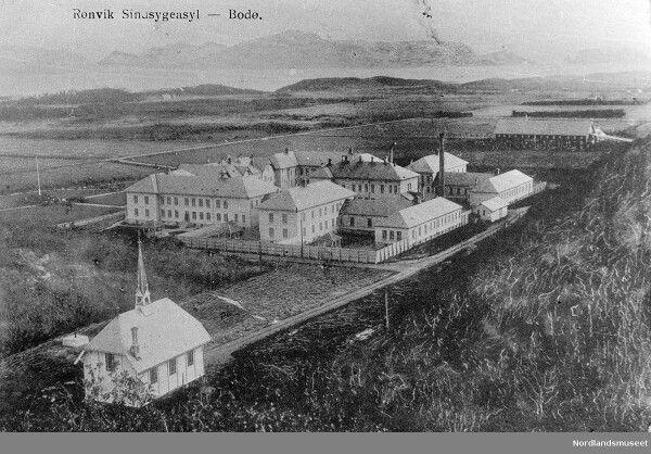 Rønvik asyl.