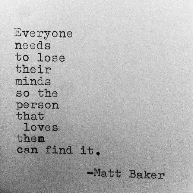 Pin by Raging Rhetoric on Matt Baker | Love Quotes, Selfie ...