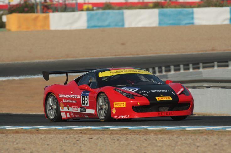 Kessel Racing Team - Ferrari Challenge - Round 6 Jerez