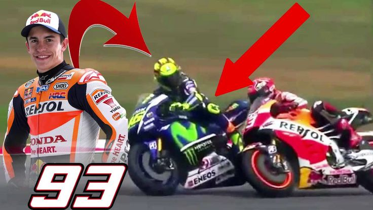 Marc Marquez Statement on Crash & Valentino Rossi Penalty
