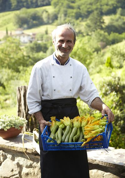 The International Kitchen culinary vacations - cooking with Chef Claudio in the Tuscan town of Figline Valdarno