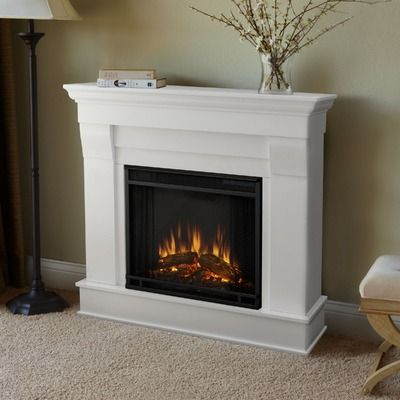 Real Flame Chateau Electric Fireplace | Wayfair