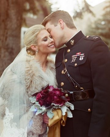 Such a glamorous wedding in Jackson Hole | Photography: carriepattersonphotography.com