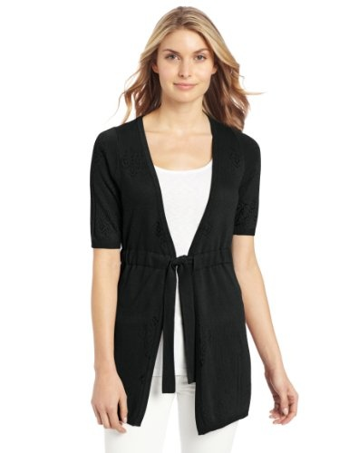 Aventura Women's Whitley Sweater, Black, Medium $82 #Sweaters  #Apparel  #Aventura: Gift