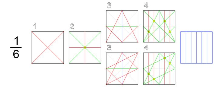 Divide Into Equal Parts Graphic Design Pattern Sketching Tips Perspective Drawing