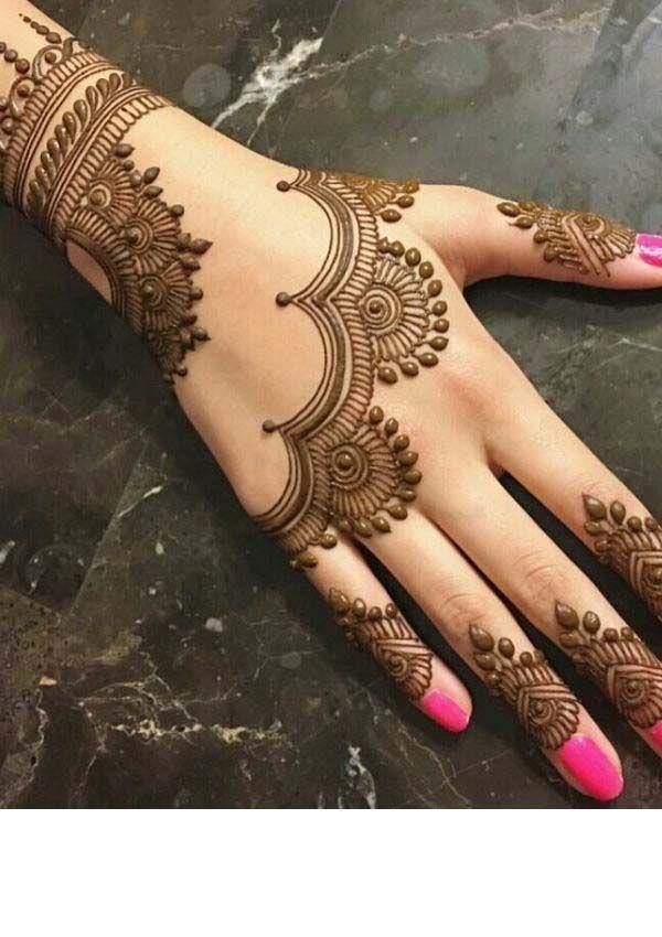 d578cf0b01 astounding Eid mehndi designs 2019 | Mehndi henna | Eid mehndi ...