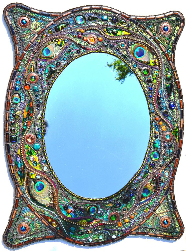 Spiegel Mosaik 199 Best Mosaic Mirrors Images On Pinterest | Mosaic