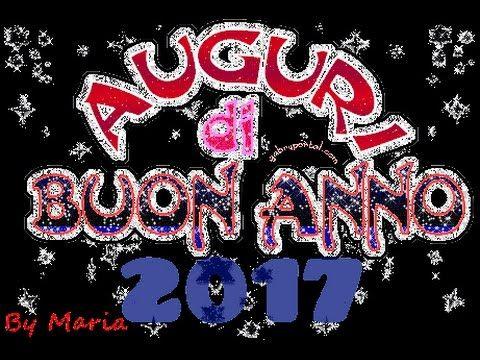 Buon Anno 2017 - Happy New Year 2017