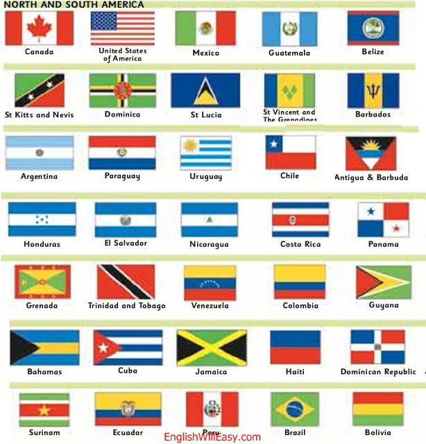 Flags Of The World St Kitts And Nevis Antigua Barbuda North