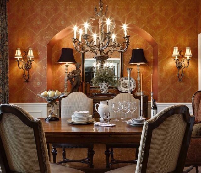 Best 25 Traditional Dining Rooms Ideas On Pinterest: 17 Best Images About Colour Trend