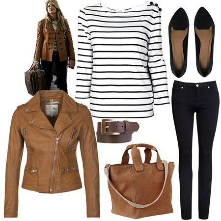 Outfits inspired by Serena Van Der Woodsen of Gossip Girl