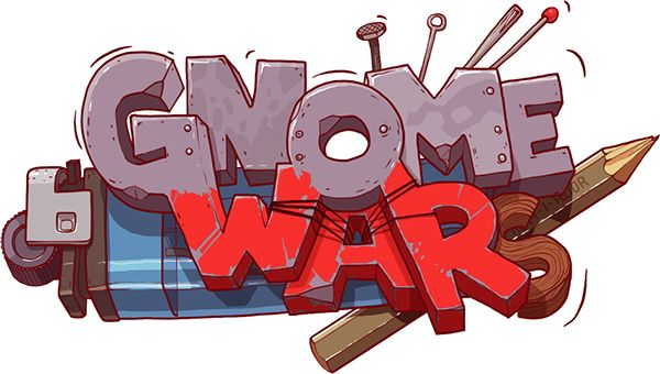 Gnome Wars on Behance