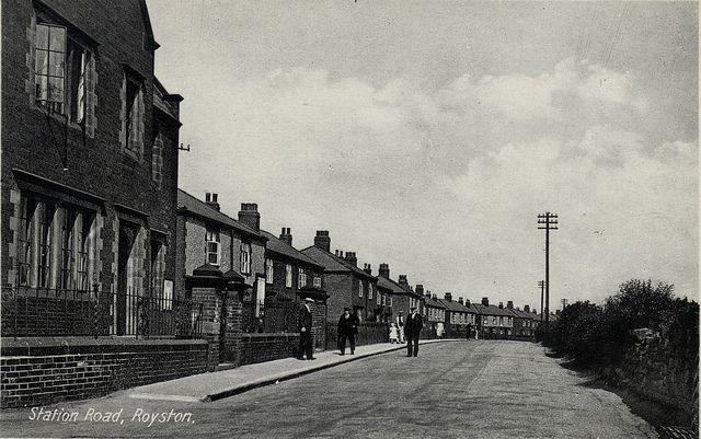 Royston - Station Road | Flickr - Photo Sharing!