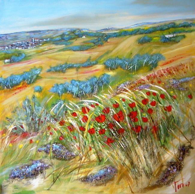 Luigi Torre (©2007 luigitorre.com) Acrilico su tela