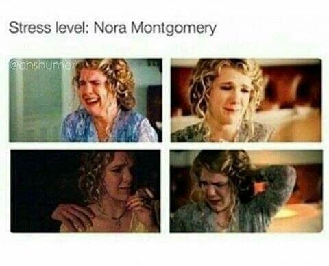 Nora Montgomery // American Horror Story Murder House