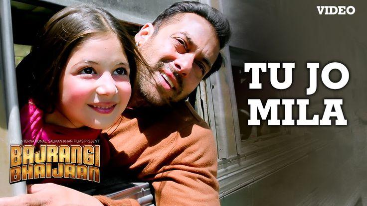 'Tu Jo Mila' VIDEO Song - K.K.   Salman Khan, Nawazuddin, Harshaali   Ba...