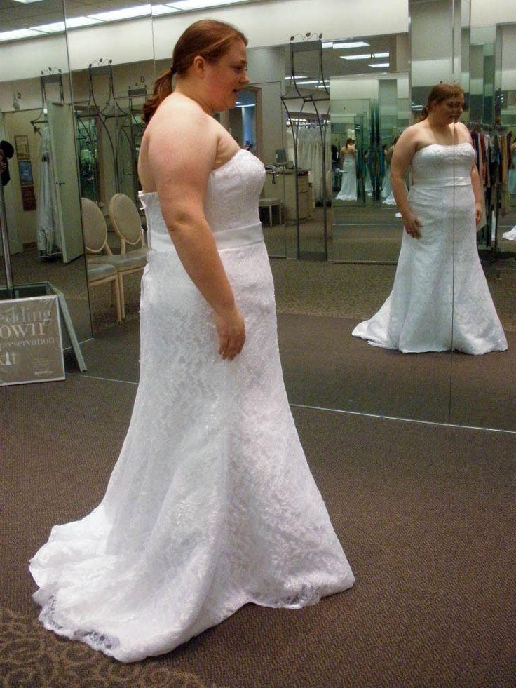 Best Fat Bride Ideas On Pinterest Curvy Bride Plus Size